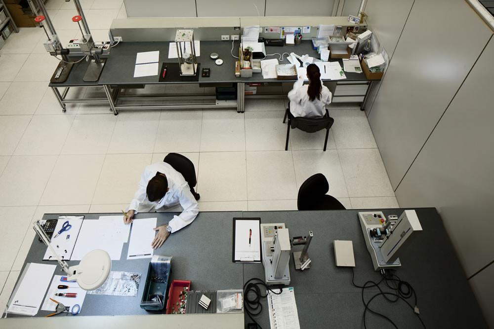 Laboratory & Test